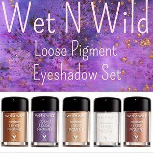 Wet N Wild Loose Pigment Set